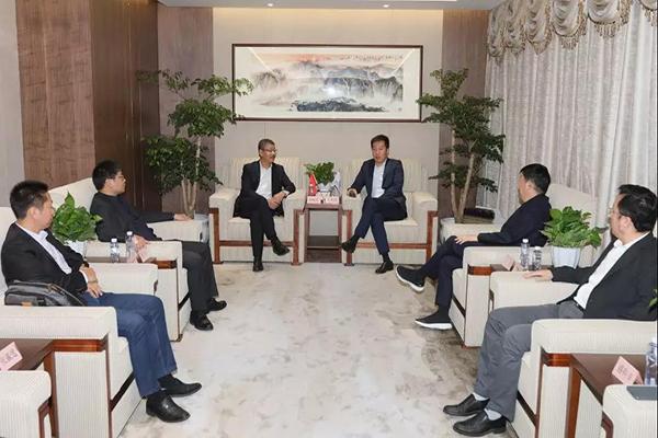 title='如皋港务集团有限公司与海南矿业股份有限公司签署全面战略合作协议'